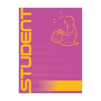 Hangjegyfüzet ICO Student A/4 32 lapos 86-32