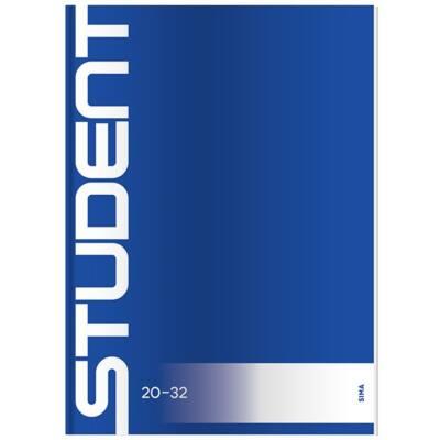 Füzet ICO Student A/5 32 lapos 20-32 sima