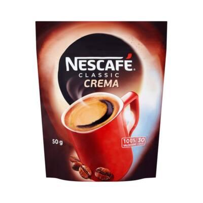 Kávé instant NESCAFE Classic Crema 50 g