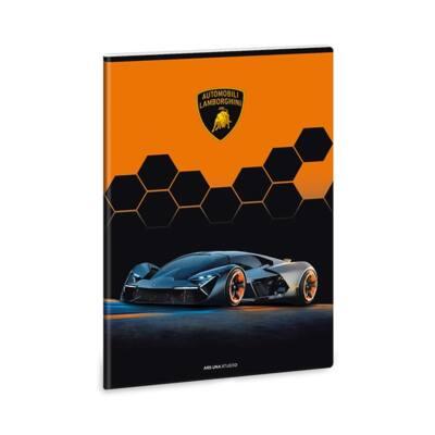 Füzet ARS UNA A/4 40 lapos sima Lamborghini