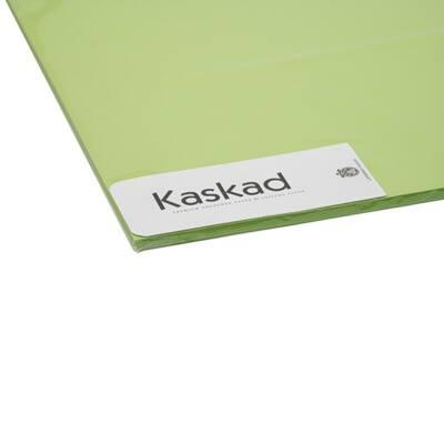 Dekorációs karton KASKAD 45x64 cm 2 oldalas 225 gr limezöld 66 100 ív/csomag