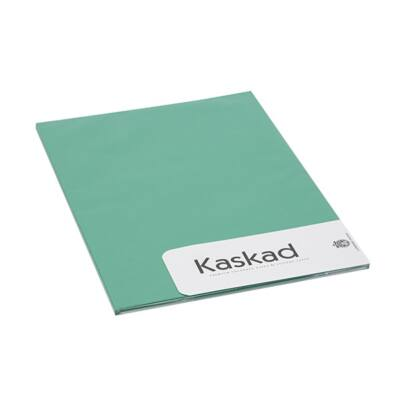 Névjegykártya karton KASKAD A/4 2 oldalas 225 gr sötétzöld 63 20 ív/csomag