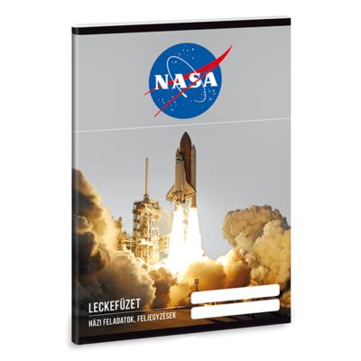 Leckefüzet ARS UNA A/5 32 lapos NASA