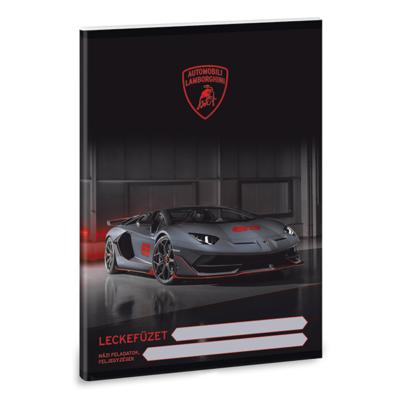 Leckefüzet ARS UNA A/5 32 lapos Lamborghini