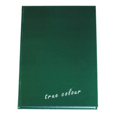 Beírókönyv EDUCA A/4 keményfedeles 192 lapos vonalas