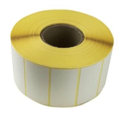 Etikett tekercses thermo 25x50 2000 címke/tekercs