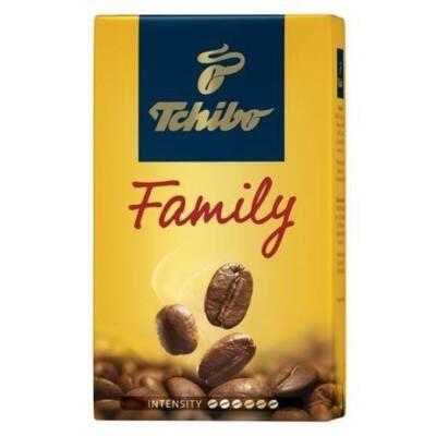 Kávé őrölt TCHIBO Family 1000g