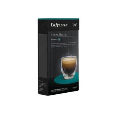 Kávékapszula Cafesso Forsa Roma